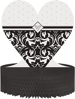 damask wedding centerpieces