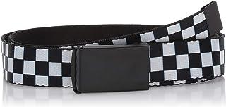 Buckle-Down Men's Web Belt Checkered, Checker