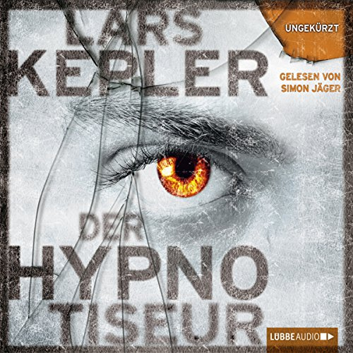 Der Hypnotiseur audiobook cover art