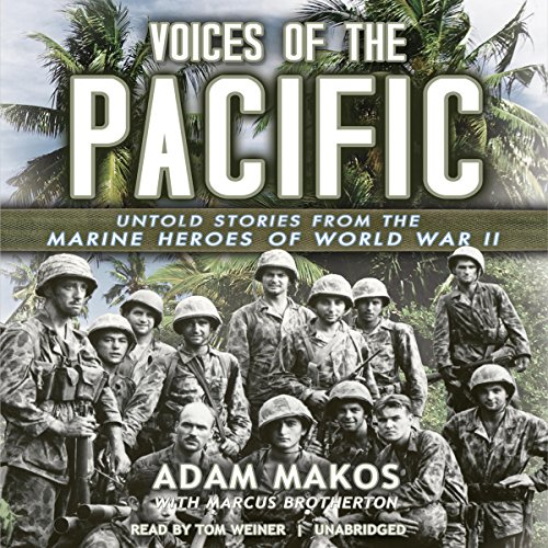 Voices of the Pacific audiobook cover art