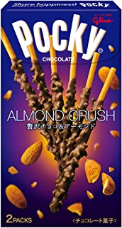 Glico Almond Crush Pocky, 40g