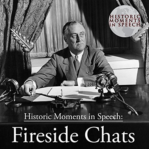 Fireside Chats audiobook cover art