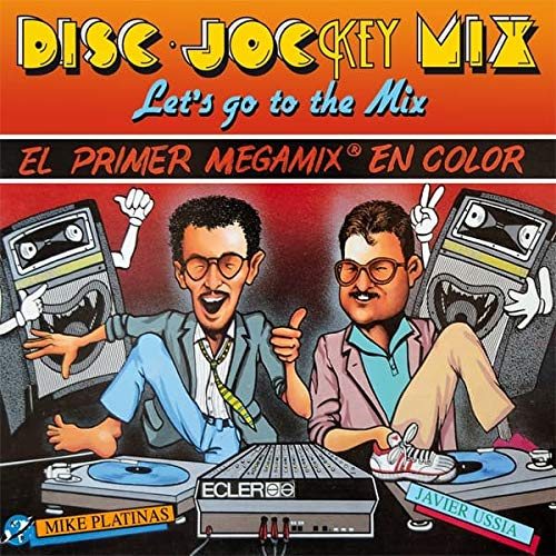 Disc-Jockey Mix (Let´s Go To The Mix) 2Cd