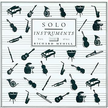 Solo Instruments - Vol. 1