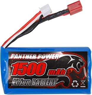 Cheerwing E9315 7.4V Li-ion 1500mAh Battery RC Car Parts for REMO 1/16 1621 1631 1651 RC Truck Truggy Buggy