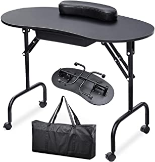 Best used portable manicure table Reviews