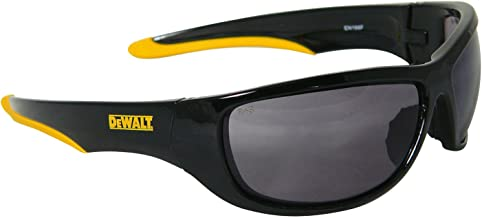 DeWalt DPG94-2C Dominator Safety Glasses, Smoke Lens