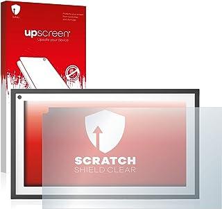 upscreen Schermbeschermer compatibel met Amazon Echo Show 15 Screen protector transparant, antikras, anti-vingerafdruk
