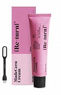 スキンアルエクスラップ マデセラ リターン クリーム 50ml / SKINRxLAB MadeCera Re-turn Cream 50ml (1.69oz) Made in Korea Ochloo logo led