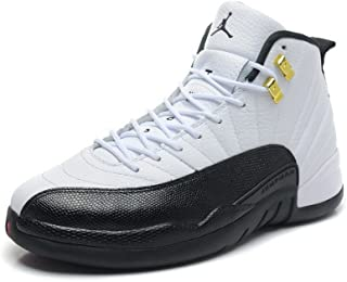 Jordan 12 Taxi white/ black/ varsity red 130690 125 size 16