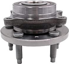 MACEL 513275 Wheel Hub Bearing Assembly Front/Rear for Ford Edge/Flex/Taurus Lincoln MKS/MKT/MKX