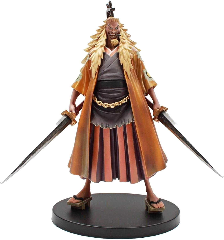 One Piece Shiki Golden Lion The Grandline Men Vol. 0 II PVC Figure