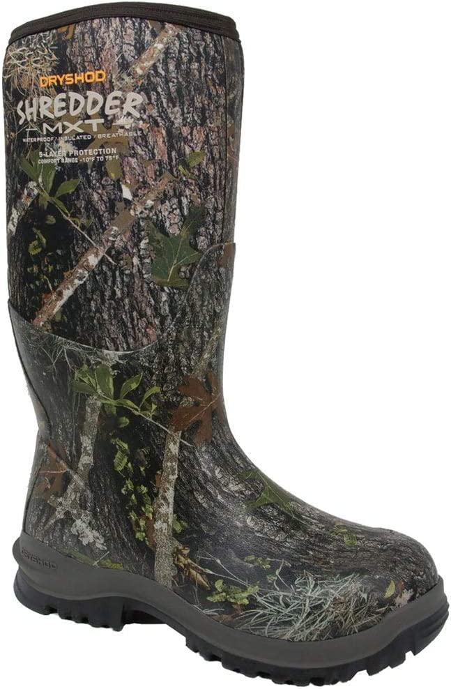 Dryshod Men's Shredder Mxt Hunting It is very popular Boots Sport Free shipping on posting reviews Camo