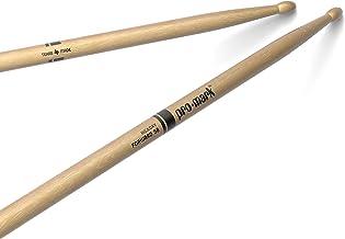 PROMARK プロマーク ドラムスティック ヒッコリー WoodTip 5B TX5BW (406 x 15mm) 【国内正規品】