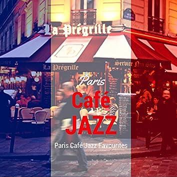 Paris Café Jazz Favourites