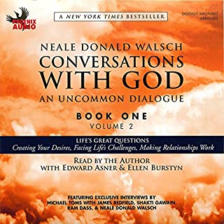 Conversations with God: An Uncommon Dialogue, Book 1, Volume 2 Titelbild