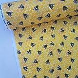 Prestige P0837 BUZZY BUMBLE BEE Stoff Baumwolle Kleid