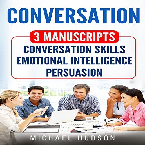 Conversation: 3 Manuscripts cover art