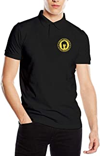 Mens Keith Richards for President The Rolling Stones Polo Shirts Men Shirts