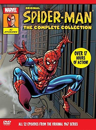 Original Spider-Man - Die komplette Serie (8 DVDs, OmU)