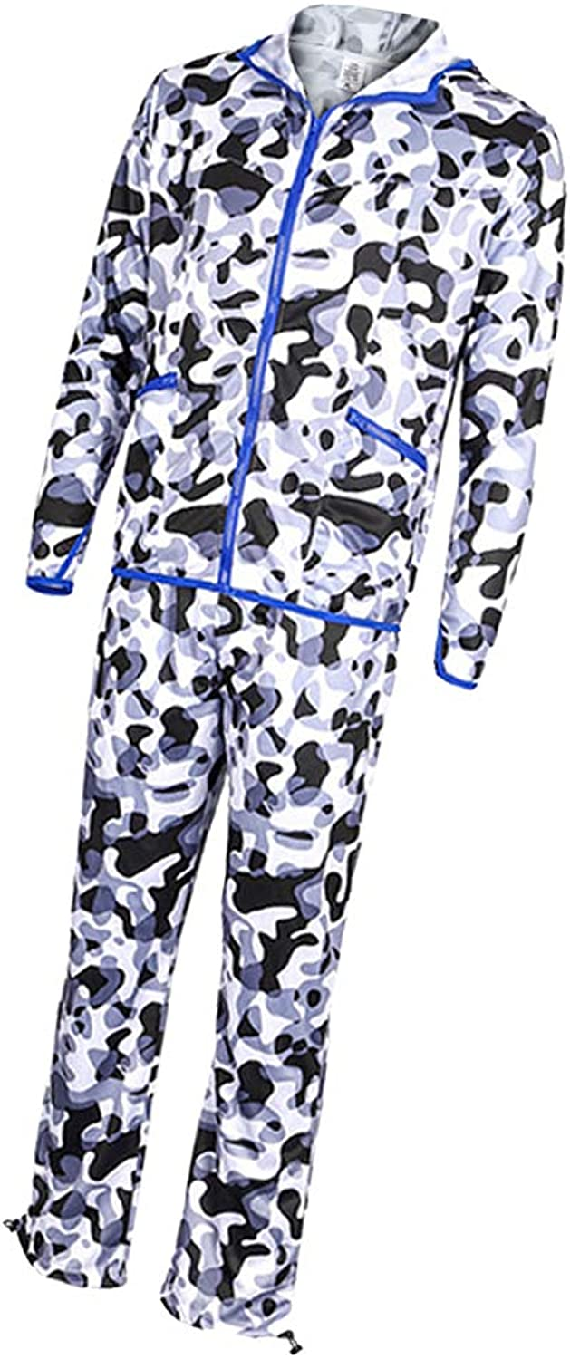 Kesoto UV Predection Fishing Hoodie Trousers  Breathable Air Hole  Adjustable Trouser Leg  Zip Up Pockets – 9s Quick Dry