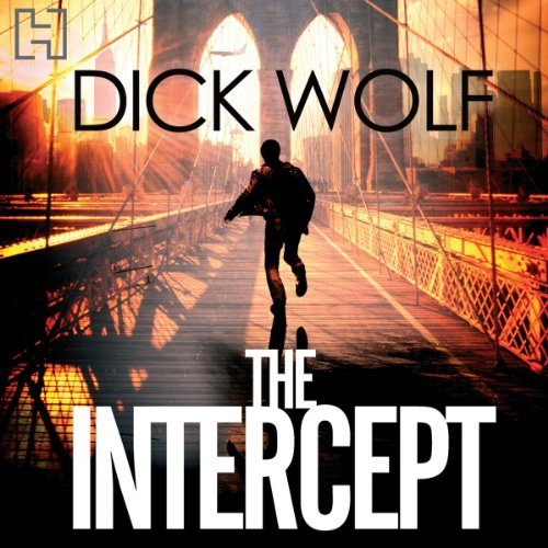 The Intercept audiobook cover art