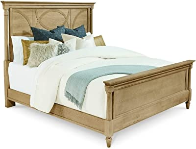 A.R.T. Furniture Roseline Isla Panel Bed Tan