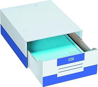 Elba 100725929 - Caja de 10 módulos de cajón cartón microcanal