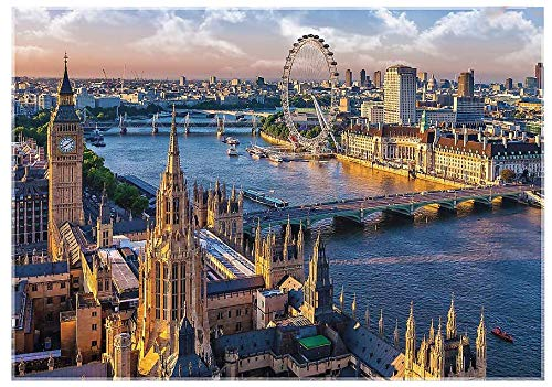 Brandsseller Puzzle - London England 1000 Teile
