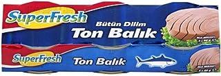 Klasik Ton Balığı Bütün Dilim 3 x 80 g