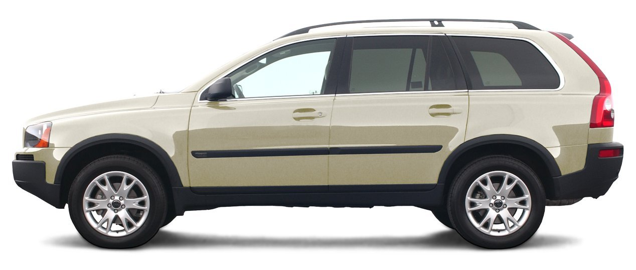 Amazon Com 2004 Volvo Xc90 Reviews Images And Specs Vehicles