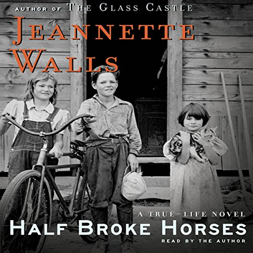 Half Broke Horses audiobook cover art