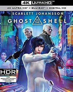 Ghost in the Shell  4K UHD + Blu-ray + Digital