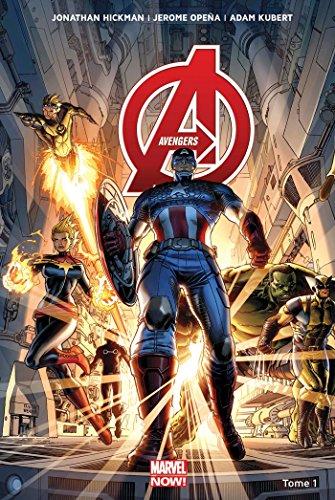 Avengers marvel now
