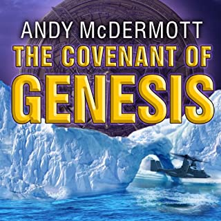 The Covenant of Genesis audiobook cover art