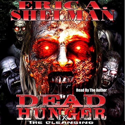 Dead Hunger IX: The Cleansing audiobook cover art