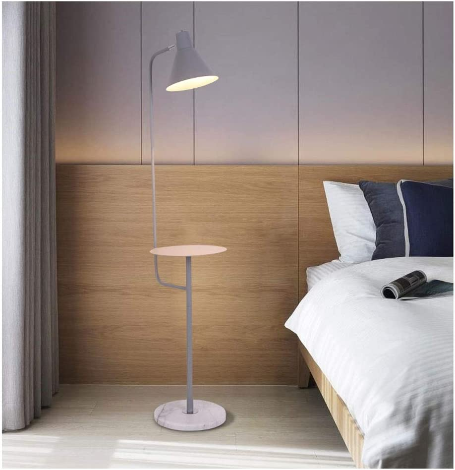 Floor lamp Lamp Modern Light Coffee 2021 autumn and winter new Louisville-Jefferson County Mall Bedro With Table