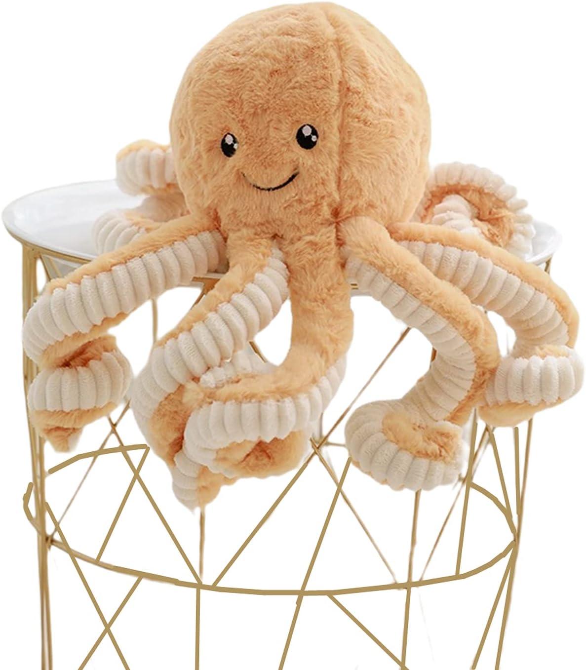 Milwaukee Mall BAOGE Home Decorations Octopus Stuffed New York Mall Girls B Animals Children