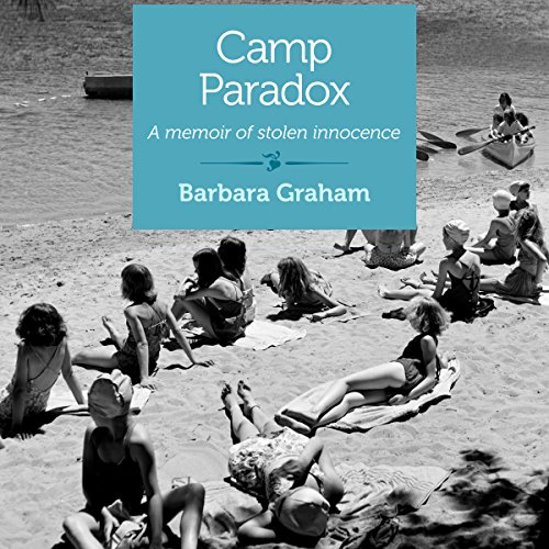 Camp Paradox audiobook cover art