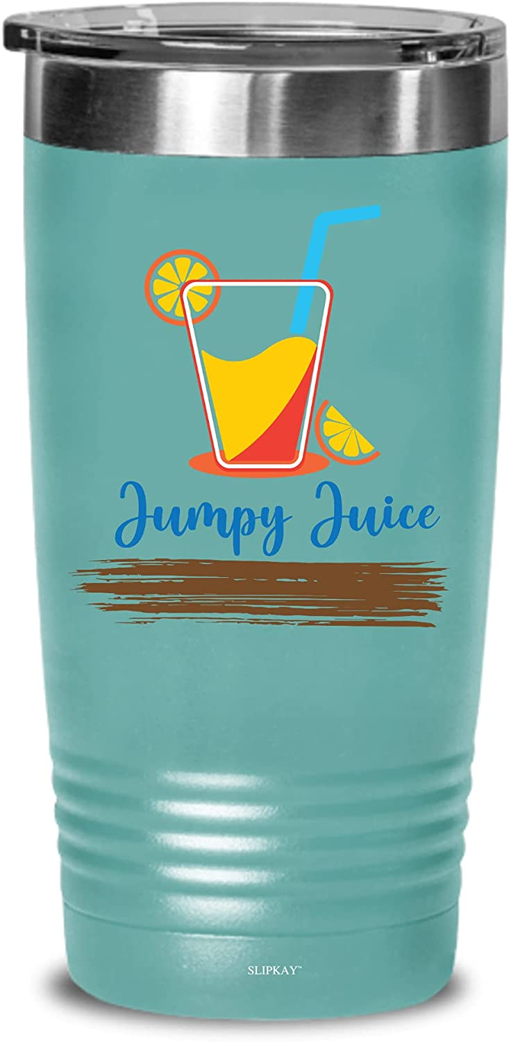 Large-scale sale Jumpy Juice Truckers 20oz Gifts Max 77% OFF Tumbler