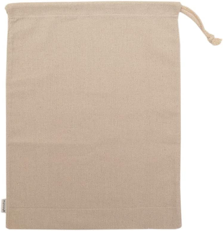 Don't miss the campaign Augbunny Cotton Linen Blend 14- by 17-1 Produce Max 40% OFF Ba 2-inch Muslin