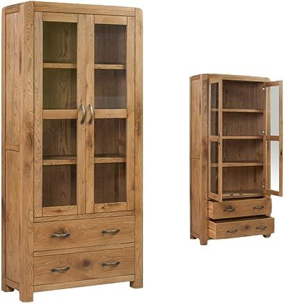 Amazon.es: muebles rusticos salon - Armarios / Salón: Hogar ...