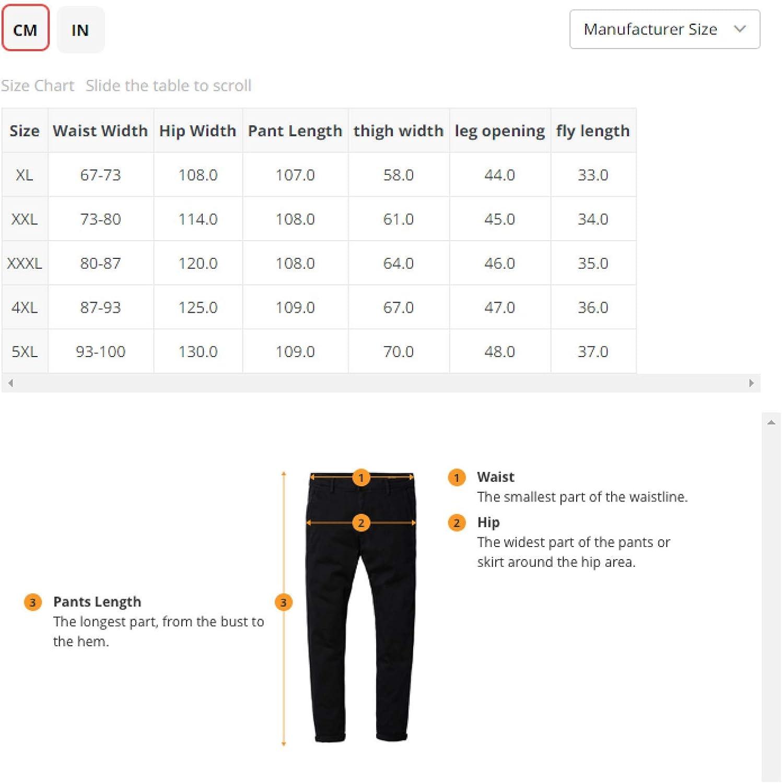 Jeans Hommes D'Âge Moyen Plus Velours Épais Taille Élastique Jeans Taille Haute Business Casual Denim darkblue