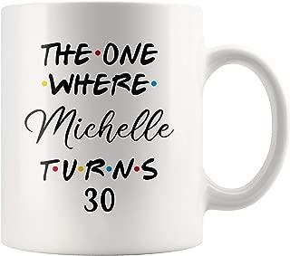 Personalized 30th Birthday Mug, 30 Mug Birthday, 30 Birthday Mug, Happy 30 Birthday Party, Turning 30 Birthday, 30th Birthday Gift For Her & Him, Thirtieth Birthday Present, Milestone Birthday (11oz)