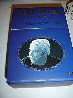 Zeki Ökten's Film Collection Set (5 DVD) / 5 Films: Yoksul, Düttürü Dünya, Kapicilar Krali, Ses & Pehlivan [DVD Region 2 PAL]