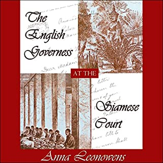 The English Governess at the Siamese Court audiobook cover art