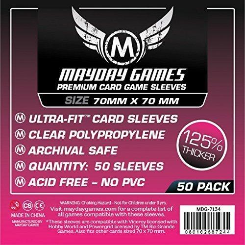 funda 50x70 fabricante Mayday Games