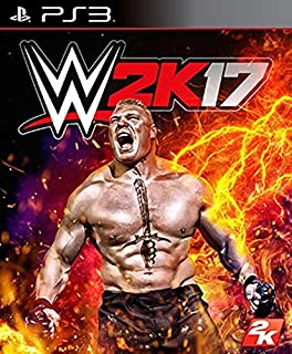 WWE 2K17 - PlayStation 3