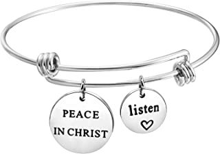 peace in christ charm