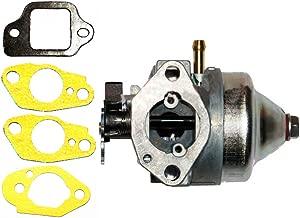 Honda Genuine OEM HRZ216 (HRZ216TDA) Walk-Behind Lawn Mower Engines Carburetor Assembly & MOUNTING GASKETS KIT